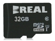 32GB Micro SD card Class 10 - REAL CAPACITY