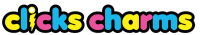 Clicks Charms Logo