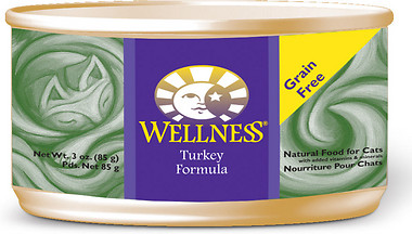 Wellness Complete Health Wet Recipes Canned Cat Food'