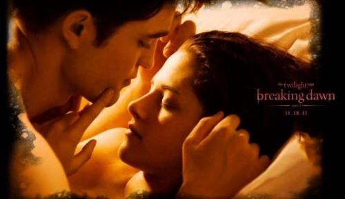 Twilight Saga-Breaking Dawn Part1'