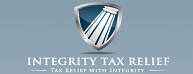 INTEGRITY TAX RELIEF Logo'
