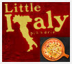 Logo for Little Italy Pizzeria'