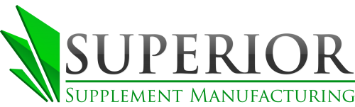 Company Logo For Superior Supplement Manufacturing'