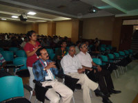 Aeronautical Guest Lecture at MVJCE