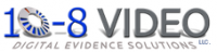 10-8 Video, LLC. Digital Evidence Solutions Logo