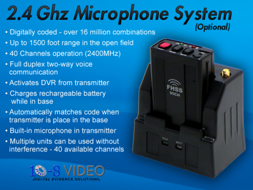 10-8 Video Camera Systems'