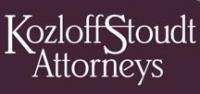 Kozloff Stoudt Logo