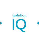 Isolation IQ Logo