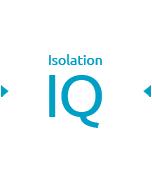 Isolation IQ Logo