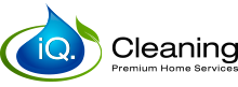 iQ Cleaning Logo