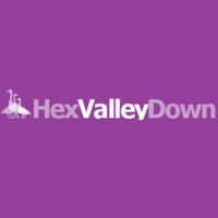 Hex Valley Down Logo