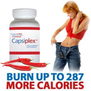 Capsiplex Slimming Pills'