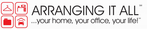 Logo for Arranging It All'