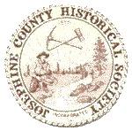 Josephine County Historical Society Logo
