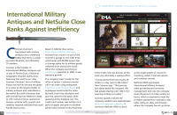 International Military Antiques and NetSuite Close Ranks