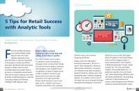 5 Tips for Retail Success with Analytic Tools