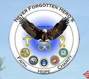 Never Forgotten Hero's, Inc.