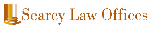 Logo for Searcy Law Offices, LLC'