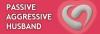passive aggressive husband'