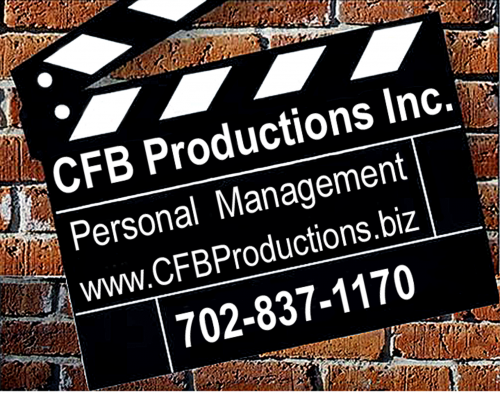 Logo for CFB Productions Inc.'