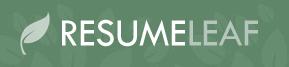 Company Logo For Resume Leaf'