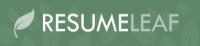 Resume Leaf Logo