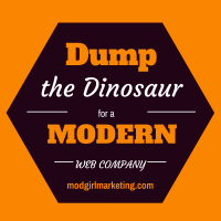 Dump The Dinosaur For A Modern Web Design Company