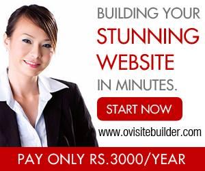 Online WebSite Builder'