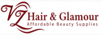 VZ Hair and Glamour Logo