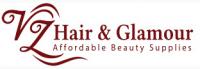 VZ Hair and Glamour Logo