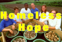 Homeless Hope Logo