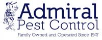 Admiral Pest Control Inc Logo