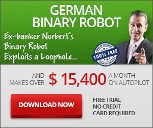 German Binary Robot Review'