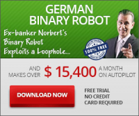 German Binary Robot Review
