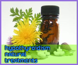 Hypothyroidism Natural Treatments Logo