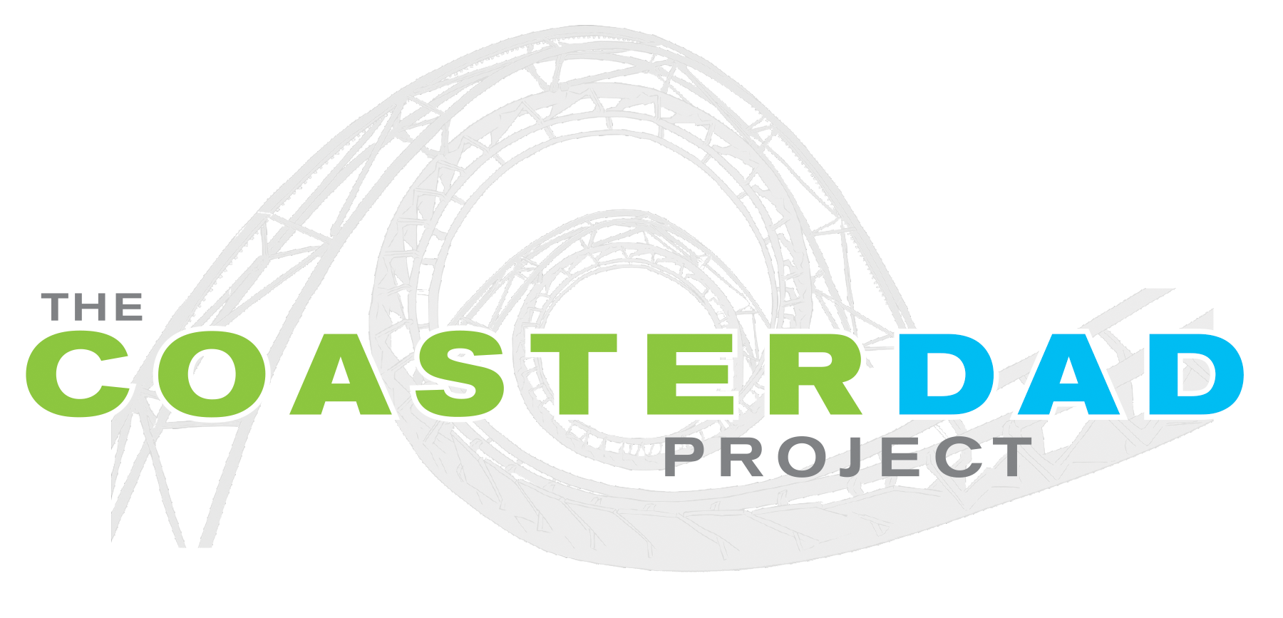 The CoasterDad Project Logo