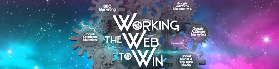 Company Logo For Working the Web to Win'
