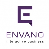 Envano Interactive Business Logo