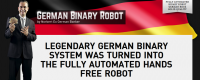 German Binary Robot Review - Profitable Trading with Binary
