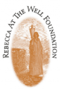 Rebecca at the Well Foundation Logo