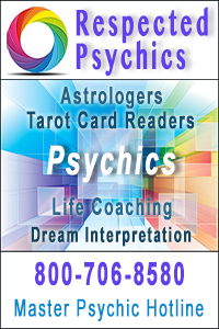 Respected Psychics Logo