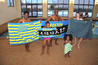Boston Strong Beach and Sports Towels