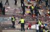 The Bombing Site - Marathon Finish Line'