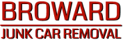 Broward Junk Car Removal Logo