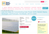 Low Iron Glass for Concentrating Solar Power (CSP)
