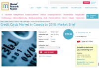 Credit Cards Market in Canada to 2018: Market Brief