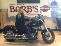 Barb's Harley-Davidson New Motorcycle Owner