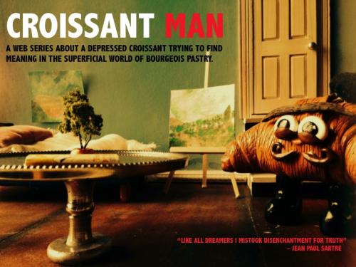 Croissant Man'