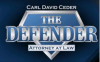 Carl David Ceder – Attorney at Law