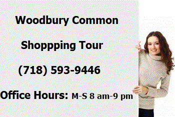 Company Logo For Woodbury Common Shopping Tour'